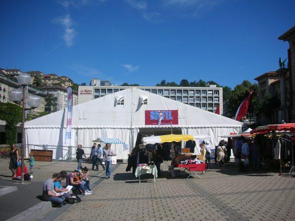 Festival de Bande Dessinée Lausanne 2010