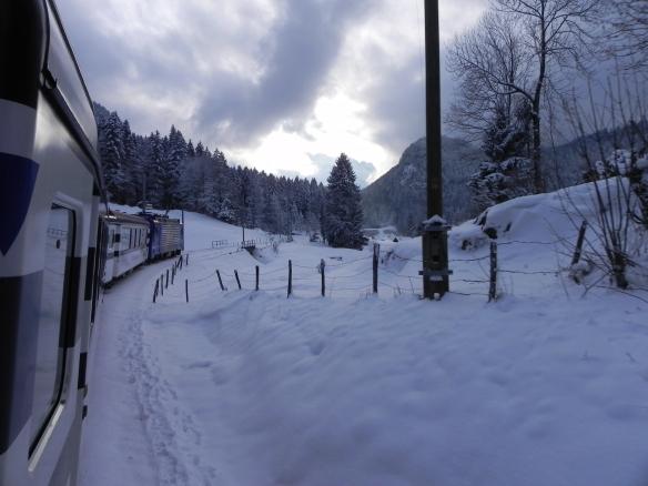 Goldenpass Panoramic train ride