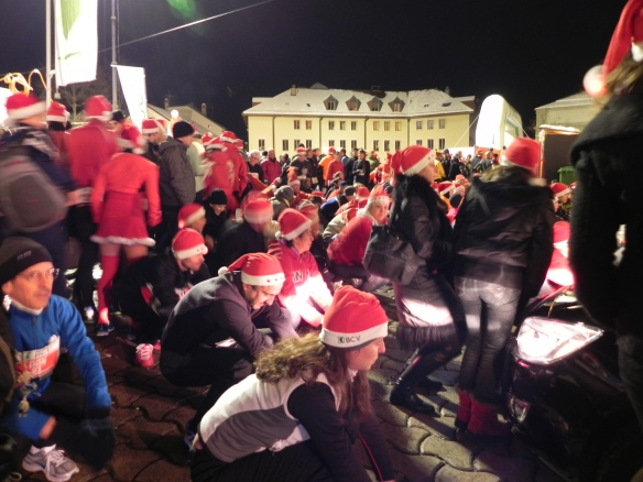 Lausanne Christmas Midnight Run 2010