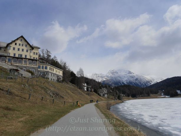 DSCN5395 Lake St Moritz, 8 April 2012